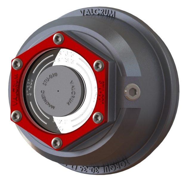 ST-375 Universal Aluminum Hub Cap